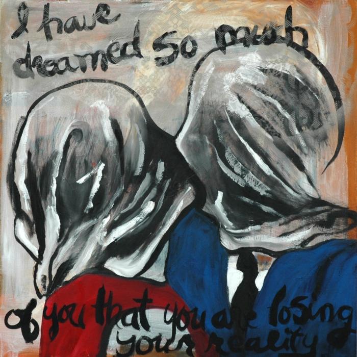 Hooded Lovers